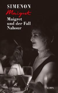 Cover Maigret und der Fall Nahour