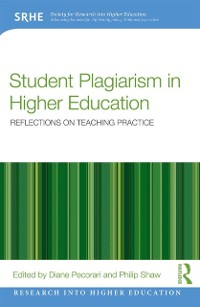 Cover Student Plagiarism in Higher Education