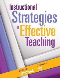 Cover Instructional Strategies for Effective Teaching
