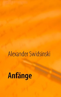 Cover Anfänge