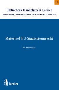 Cover Materieel EU - Staatssteunrecht