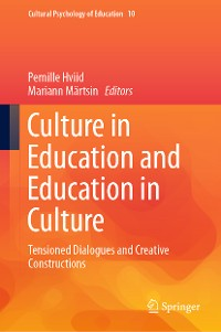 Cover Culture in Education and Education in Culture
