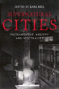 Cover Supernatural Cities