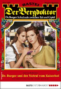 Cover Der Bergdoktor 1998 - Heimatroman