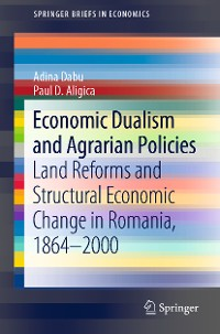 Cover Economic Dualism and Agrarian Policies