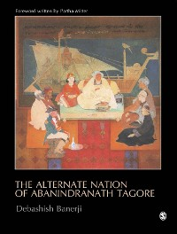 Cover The Alternate Nation of Abanindranath Tagore