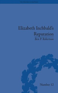Cover Elizabeth Inchbald's Reputation