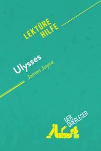 Cover Ulysses von James Joyce (Lektürehilfe)