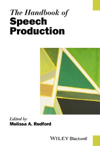 Cover The Handbook of Speech Production