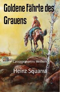 Cover Goldene Fährte des Grauens