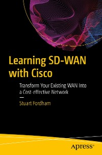 Cover Learning SD-WAN with Cisco