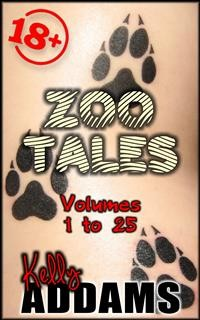 Cover Zoo Tales - Volumes 1 to 25