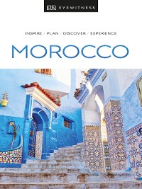 Cover DK Eyewitness Travel Guide Morocco