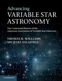 Cover Advancing Variable Star Astronomy