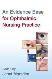 Cover An Evidence Base for Ophthalmic Nursing Practice