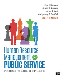 Cover Human Resource Management in Public Service