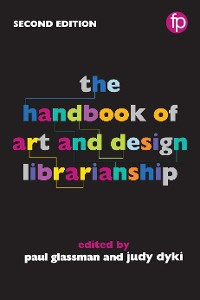 Cover The Handbook of Art and Design Librarianship
