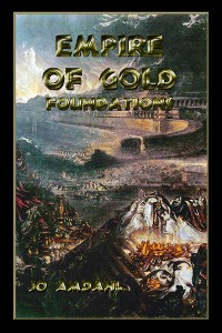 Cover Empire of Gold
