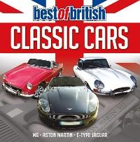 Cover Best of British Classic Cars