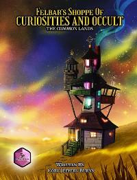 Cover Felbar's Shoppe of Curiosities and Occult