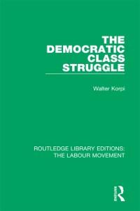 Cover Democratic Class Struggle