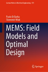 Cover MEMS: Field Models and Optimal Design