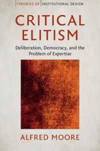 Cover Critical Elitism