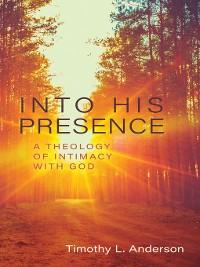 Cover Into His Presence