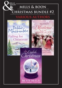 Cover Christmas Trio B: A Cedar Cove Christmas / Call Me Mrs. Miracle / A Countess by Christmas / The Earl's Mistletoe Bride / A Winter Love Story / Give Me Forever / Jed Hunter's Reluctant Bride