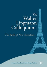 Cover The Walter Lippmann Colloquium