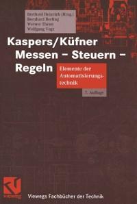 Cover Kaspers/Kufner Messen - Steuern - Regeln