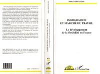 Cover L'immigration et Marche du Travail