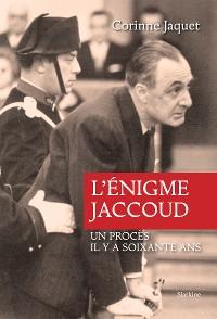 Cover L'énigme Jaccoud