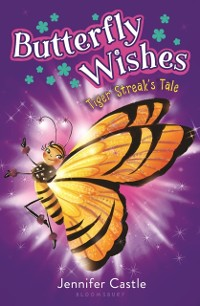 Cover Butterfly Wishes 2: Tiger Streak's Tale