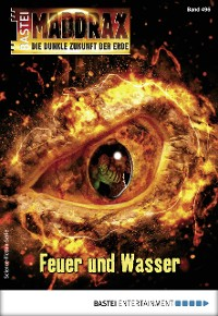 Cover Maddrax 496 - Science-Fiction-Serie