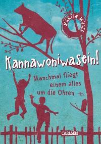 Cover Kannawoniwasein - Manchmal fliegt einem alles um die Ohren