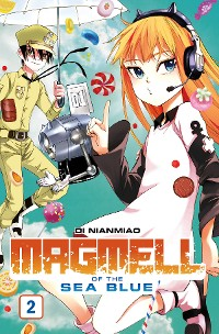 Cover Magmell of the Sea Blue, Band 2