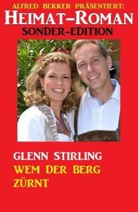 Cover Wem der Berg zürnt