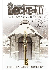 Cover Locke and Key: Las llaves del reino
