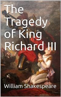 Cover The Tragedy of King Richard III