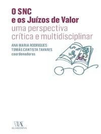 Cover O SNC e os juízos de valor--Uma perspectiva crítica e multidisciplinar