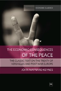Cover The Economic Consequences of the Peace