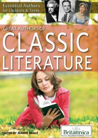 Cover Great Authors of Classic Literature