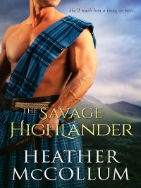 Cover The Savage Highlander