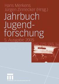 Cover Jahrbuch Jugendforschung