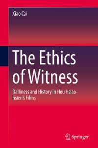 Cover The Ethics of Witness