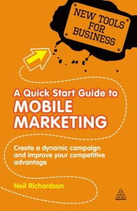 Cover Quick Start Guide to Mobile Marketing
