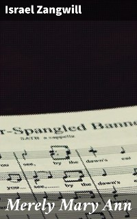 Cover Merely Mary Ann