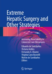 Cover Extreme Hepatic Surgery and Other Strategies