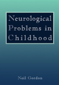 Cover Neurological Problems in Childhood